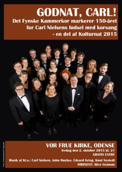 Godnat, Carl! - Odense Kulturnat 2015
