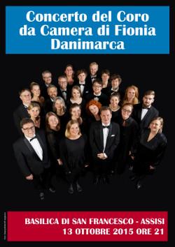 Koncert i Assisi 2015