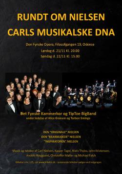 Rundt om Nielsen - Carls musikalske DNA