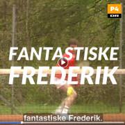 Kronprins Frederik 50 år